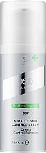 Parfémy, Parfumerie, kosmetika Kontrolní krém č. 007 - Simone DSD de Luxe Medline Organic Miracle Skin Control Cream