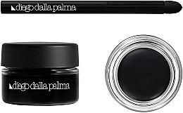 Parfémy, Parfumerie, kosmetika Voděodolná kajalová tužka na oči - Diego Dalla Palma Makeup Studio Oriental Kajal Waterproof
