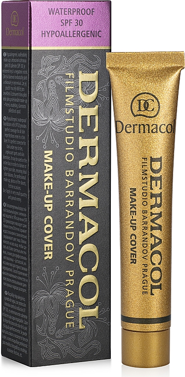 Extrémně krycí make-up - Dermacol Make-Up Cover