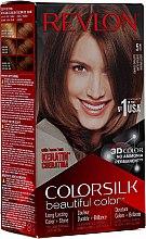 Parfémy, Parfumerie, kosmetika Odolná barva na vlasy - Revlon ColorSilk Beautiful Color
