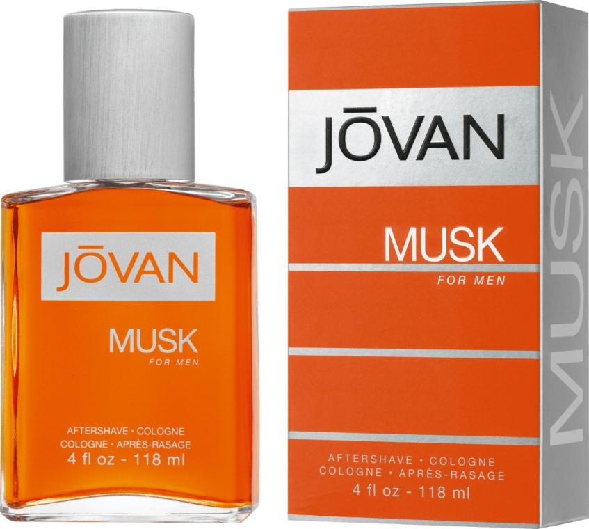 Jovan Musk For Men - Mléko po holení  — foto N1