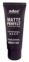 Parfémy, Parfumerie, kosmetika Matující make-up - Ados Matte Perfect Foundation