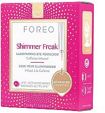Parfémy, Parfumerie, kosmetika Zevětlující maska proti otokům a tmavým kruhům - Foreo Ufo Shimmer Freak Mask