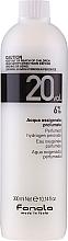 Parfémy, Parfumerie, kosmetika Oxidant - Fanola Acqua Ossigenata Perfumed Hydrogen Peroxide Hair Oxidant 20vol 6%
