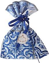 Parfémy, Parfumerie, kosmetika Vonný pytlík,bílo-modrý - Essencias De Portugal Tradition Charm Air Freshener