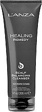 Parfémy, Parfumerie, kosmetika Balancující čisticí prostředek pro pokožku hlavy - Lanza Healing Remedy Scalp Balancing Cleanser