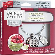 Parfémy, Parfumerie, kosmetika Vůně do auta - Yankee Candle Charming Scents Black Cherry Set
