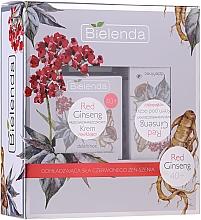 Parfémy, Parfumerie, kosmetika Sada - Bielenda Red Ginseng 40+ (cr/50ml + eye/cr/15ml)