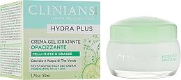 Parfémy, Parfumerie, kosmetika Gel-krém na obličej - Clinians Hydra Plus Moisturizing Face Gel-Cream