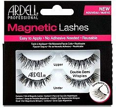 Parfémy, Parfumerie, kosmetika Umělé řasy - Ardell Magnetic Strip Lash Double Demi Wispies
