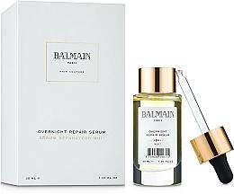 Parfémy, Parfumerie, kosmetika Sérum pro regeneraci vlasů - Balmain Paris Hair Couture Overnight Repair Serum