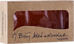 Parfémy, Parfumerie, kosmetika Hypoalergenní mýdlo, měsíčkový extrakt - Bialy Jelen Hypoallergenic Soap Extract Calendula