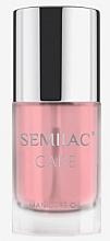 Parfémy, Parfumerie, kosmetika Elixír na nehty a kutikuly - Semilac Nail & Cuticle Elixir