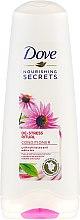 Parfémy, Parfumerie, kosmetika Kondicionér na vlasy s bílým čajem a echinacea - Dove Nourishing Secrets De-Stress Ritual