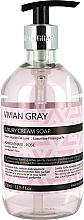 Parfémy, Parfumerie, kosmetika Mýdlo na ruce - Vivian Gray Luxury Cream Soap Pomegranate & Rose