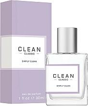 Parfémy, Parfumerie, kosmetika Clean Simply Clean - Parfémovaná voda