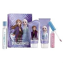 Parfémy, Parfumerie, kosmetika Avon From the Movie Disney Frozen II - Sada (edt/15ml + h/cr/50ml + lip/gloss/7m + gel/50ml)