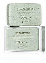 Parfémy, Parfumerie, kosmetika Tuhé exfoliační mýdlo - Baxter of California Exfoliating Body Bar