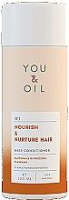 Parfémy, Parfumerie, kosmetika Kondicionér pro všechny typy vlasů - You & Oil Nourish & Nuture