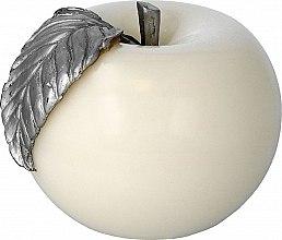 Parfémy, Parfumerie, kosmetika Jablečná lakovaná koule bílá, 10cm - Artman