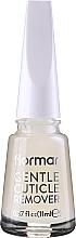 Parfémy, Parfumerie, kosmetika Gelový olej na nehtovou kůžičku - Flormar Nail Care Gentle Cuticle Remover