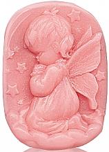 Parfémy, Parfumerie, kosmetika Glycerinové mýdlo Dětský dotek - Bulgarian Rose Glycerin Fragrant Soap Pink Angel