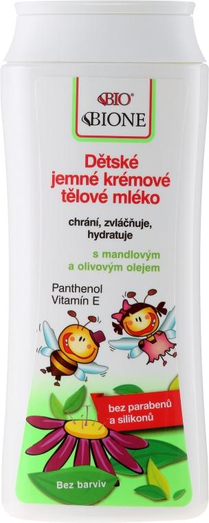 Dětské tělové mléko - Bione Cosmetics Kids Range Extra Gentle Creamy Body Lotion — foto N1