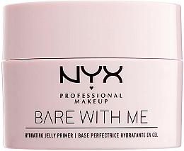 Parfémy, Parfumerie, kosmetika Hydratační podkladová báze - NYX Professional Makeup Bare With Me