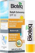 Parfémy, Parfumerie, kosmetika Balzám na rty - Bioteq Lip Balm Sun Protector SPF 50