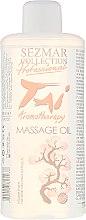 "Parfémy, Parfumerie, kosmetika Masážní olej ""Tai"" - Sezmar Collection Professional Tai Aromatherapy Massage Oil"