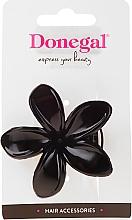 Parfémy, Parfumerie, kosmetika Spona do vlasů, černá, FA-5831 - Donegal