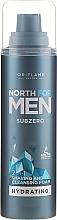 Parfémy, Parfumerie, kosmetika Pěna na holení a mytí 2v1 - Oriflame Subzero North For Men Shaving Foam