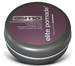 Parfémy, Parfumerie, kosmetika Stylingový gel s ultra silnou fixací, úroveň fixace 4 - Osmo Elite Pomade Traveller