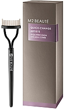 Parfémy, Parfumerie, kosmetika Kartáček na řasy - M2Beaute Quick-Change Artists High Precision Eyelash Comb