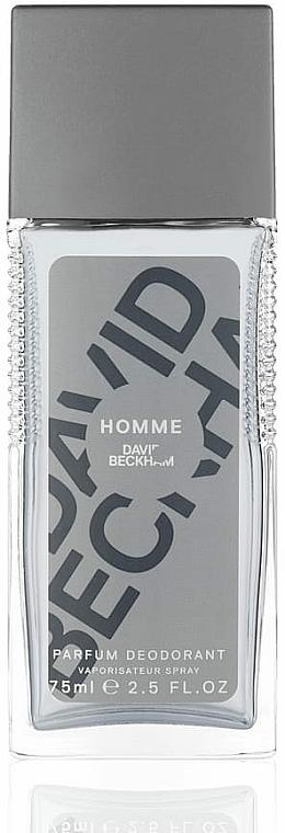 David Beckham David Beckham Homme - Deodorant