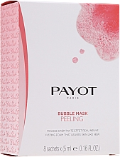 Parfémy, Parfumerie, kosmetika Maska peeling kyslíková na obličej - Payot Les Demaquillantes Peeling Oxygenant Depolluant Bubble Mask