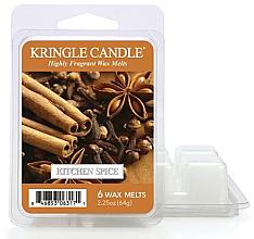 Parfémy, Parfumerie, kosmetika Aromatický vosk - Kringle Candle Wax Melt Kitchen Spice