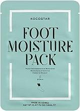 Parfémy, Parfumerie, kosmetika Hydratační maska na chodidla - Kocostar Foot Moisture Pack