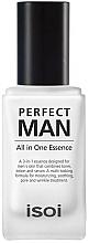 Parfémy, Parfumerie, kosmetika Pánska pleťová esence - Isoi Perfect Man All in One Essence