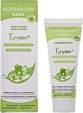 Parfémy, Parfumerie, kosmetika Krém pod plenky proti podráždění - Alphanova Baby Natural Eryzinc Nappy Rash Cream