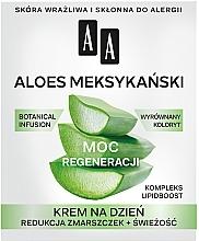 Parfémy, Parfumerie, kosmetika Denní krém na obličej - AA Moc Energy Cream 50+