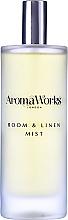 Parfémy, Parfumerie, kosmetika Vonný bytový sprej Harmonie - AromaWorks Harmony Room Mist