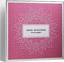 Parfémy, Parfumerie, kosmetika Angel Schlesser Femme Adorable - Sada (edt/100ml + edt/15ml + b/lot/100ml)