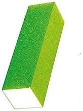 Parfémy, Parfumerie, kosmetika Brusný blok pro leštění nehtů 120/150, 74813, zelený - Top Choice Colours Nail Block