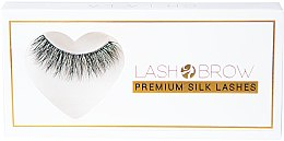 Parfémy, Parfumerie, kosmetika Umělé řasy - Lash Brow Premium Silk Lashes Oh La La
