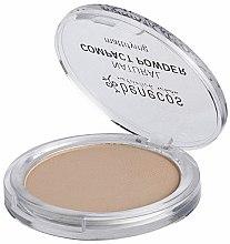 Parfémy, Parfumerie, kosmetika Kompaktní pudr - Benecos Natural Compact Powder
