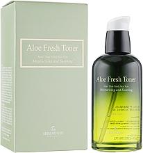 Parfémy, Parfumerie, kosmetika Hydratační toner s extraktem z Aloe vera - The Skin House Aloe Fresh Toner