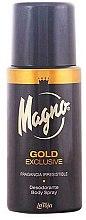 Parfémy, Parfumerie, kosmetika Deodorant - La Toja Magno Gold Exclusive Body Spray