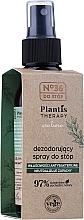 Parfémy, Parfumerie, kosmetika Deodorant ve spreji na nohy - Pharma CF No.36 Plantis Therapy Foot Spray