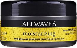 Parfémy, Parfumerie, kosmetika Maska na vlasy Panthenol a heřmánek - Allwaves Moisturizing – Hydrating Panthenol And Chamomile Mask